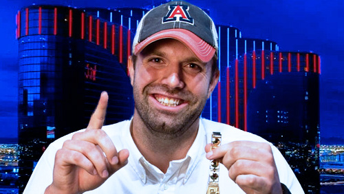 Mitchell Towner super alle World Series of Poker 2016