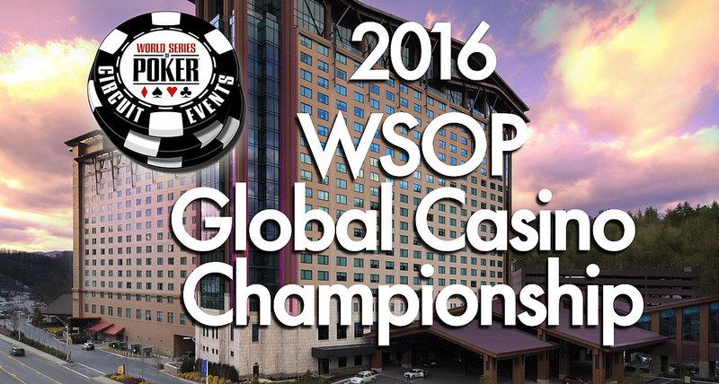 Poker, Global Casino Championship 2016 ad agosto info e date