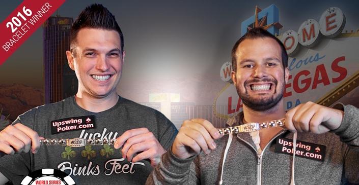 Ryan Fee e Doug Polk conquistano il $1,000 Tag Team No-Limit Hold'em