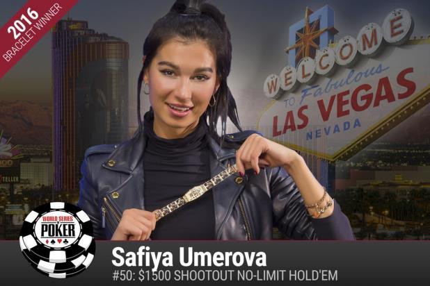 WSOP 2016, giocatrice di Poker russa sbanca evento #50