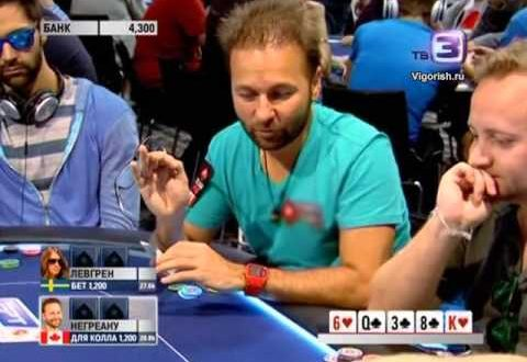 European Poker Tour 2016, tornei EPT Barcellona al via