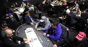 Poker, WPT National ottobre 2016, Main Event a 300 mila euro